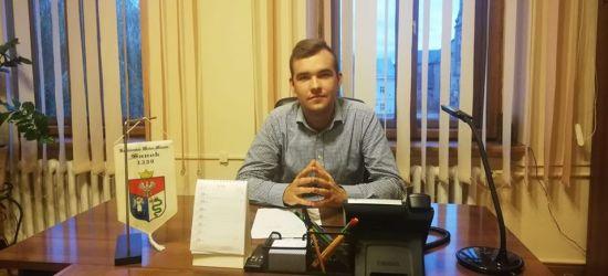 Poznaj radnych Młodzieżowej Rady Miasta: Grzegorz Nogaj