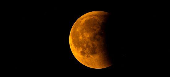 Dzisiaj zaćmienie Księżyca! Podsyłajcie fotki