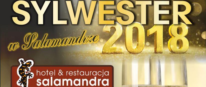 Hotel Salamandra zaprasza na wystrzałową Zabawę Sylwestrową 2017/2018