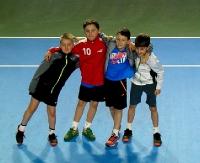 Tenisowa dominacja młodych zawodników SKT Sanok w Katowicach (ZDJĘCIA)