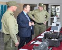 W 2015 roku marszałek wsparł straż graniczną na Podkarpaciu kwotą 200 tysięcy złotych (ZDJĘCIA)