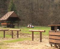 Nowe urządzenia turystyczne w lasach Beskidu Niskiego (ZDJĘCIA)