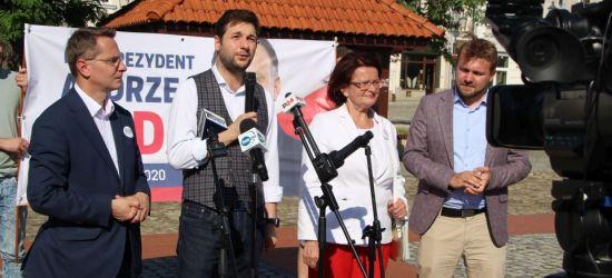 JAKI: Żeby wygrała Polska biało-czerwona, nie tęczowa (VIDEO)