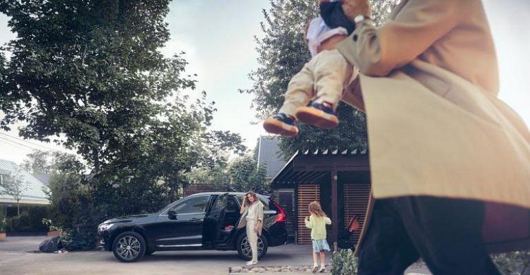 Volvo XC60 za 850 zł netto miesięcznie