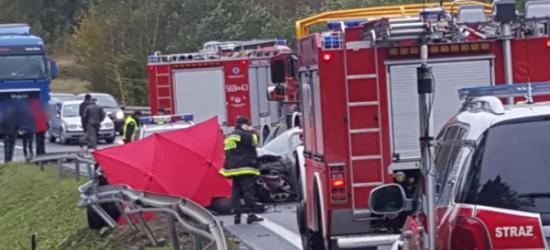 Wypadek w Łukawicy. Dwie kobiety trafiły do szpitala
