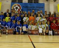 Akademia Piłkarska Sanok 2007 trzecią drużyną na Podkarpaciu w futsalu