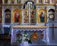 Nowi święci w międzybrodzkim ikonostasie. Jan Paweł II i Matka Teresa z Kalkuty