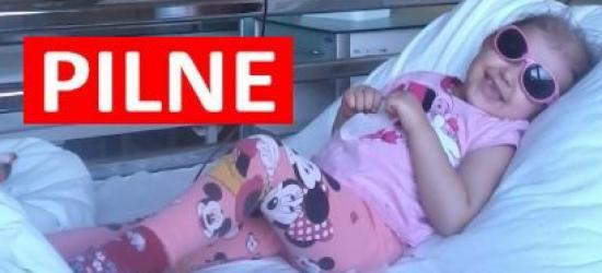 Marika potrzebuje naszej pomocy! Musi przyjąć lek już 10 sierpnia!