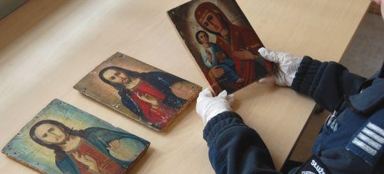 GRANICA: Próba przemytu zabytkowych ikon (FOTO)