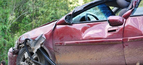PODKARPACIE: Wypadek na autostradzie. Pięć osób rannych, w tym dwoje dzieci
