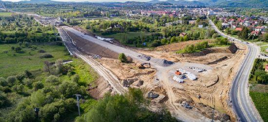 OBWODNICA SANOKA: Utrudnienia na Lipińskiego. Zamknięta droga gminna