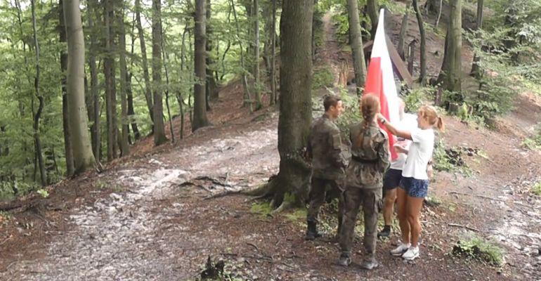 SANOK: 101 kilometrów na 101. rocznicę odzyskania przez Polskę Niepodległości
