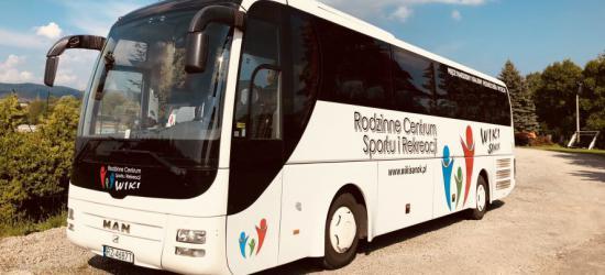 WIKI SPORT CENTRUM: Zaplanuj wycieczkę efektownym i komfortowym autokarem lub busem (FILM, ZDJĘCIA)