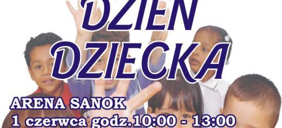 Trampoliny, przejażdżki quadem, konkursy i wiele innych atrakcji podczas Dnia Dziecka w Arenie Sanok