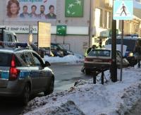 Potrącenie pieszej na Jagiellońskiej. Były utrudnienia (ZDJĘCIA)