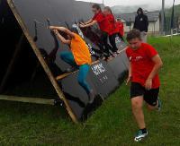 """""""Little Heroes"""" w Baligrodzie. Nad młodymi sportowcami czuwa stowarzyszenie i Ministerstwo Sportu i Turystyki (FILM, FOTO)"""