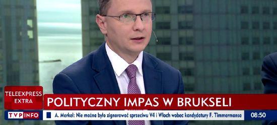 Piotr Uruski gościem w ogólnopolskim programie. Co mówił o unii? (FOTO)