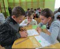 Uczniowie rywalizowali o miano supermatematyka (ZDJĘCIA)