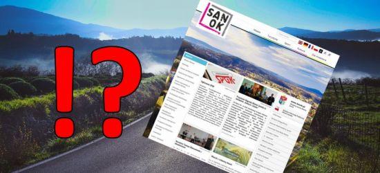 SANOK: Tak miasto wydaje pieniądze na stronę internetową i przydrożną reklamę (VIDEO, ZDJĘCIA)