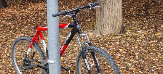 Złodzieje rowerów. Nie pozwól się okraść