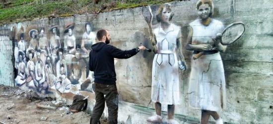 MuralMapa Sanoka gotowa. Sprawdź gdzie można ją odebrać