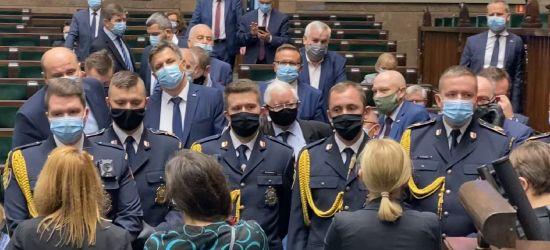 Awantura w Sejmie! Burzliwa debata! Interweniowała Straż Marszałkowska (VIDEO)