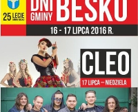 NIEDZIELA : Cleo, InoRos, Sami, Rompey. Gmina Besko świętuje 25lecie
