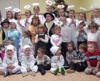 """SANOCKA AKCJA ŚPIEWANIA KOLĘD: Ochronka im. Dzieciątka Jezus – """"Józef czuwa nad Rodziną"""" (FILM)"""