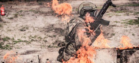 Trwają intensywne ćwiczenia terytorialsów. Poligon, strzelanie, taktyka (ZDJĘCIA)