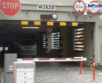 INTERWENCJA: Na parking wjedziesz bez szwanku, gorzej z wyjazdem