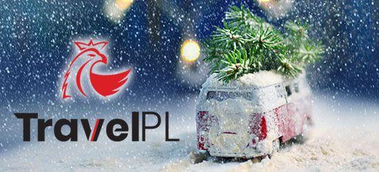 Wesołych świąt i szczęśliwego nowego 2020 roku życzy TravelPL!