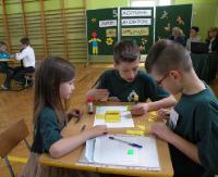 Najmłodsi uczniowie walczyli o miano małego supermatematyka (ZDJĘCIA)