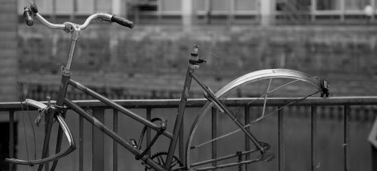 Uważaj na rower! Złodzieje są sprytni