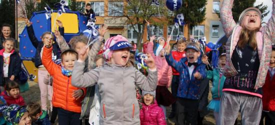 SANOK: Podwórko Talentów już otwarte. Radość dzieci nie miała końca! (FILM, ZDJĘCIA)