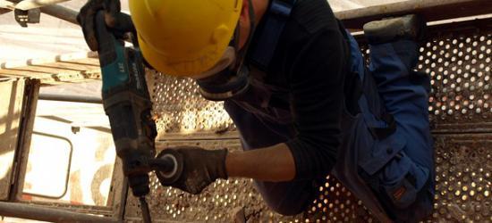 REGION: Pracowali nielegalnie przy budowie galerii handlowej