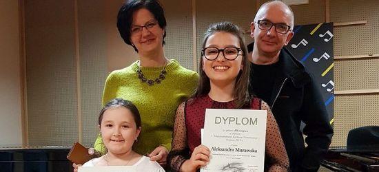 Młode sanockie pianistki zdobywają najwyższe nagrody! BRAWA!
