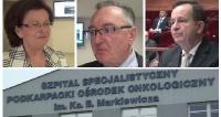 RADNI WOJEWÓDZCY: Żałowanie 300 tys. zł na przeszczepy szpiku to działanie przeciwko ludziom (FILM)
