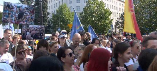 POLSKA: Transmisja z akcji Stop Plandemii w Warszawie (zobacz VIDEO)