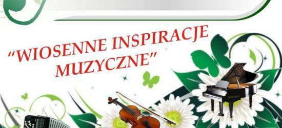 DZISIAJ: Sanocka Szkoła Muzyczna zaprasza na wiosenne inspiracje