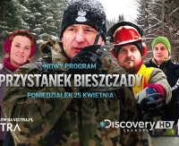 """Dokument o Bieszczadach w Discovery Channel. """"Przystanek Bieszczady"""" już w najbliższy poniedziałek (ZDJĘCIA)"""