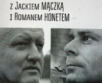 BIBLIOTEKA SANOK: Spotkanie z Jackiem Mączką i Romanem Honetem