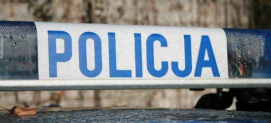 REGION: Nietrzeźwy kierowca. Pościg i ranny policjant!