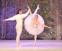 """Balet """"Dziadek do orzechów"""" wprowadził sanoczan w świąteczną atmosferę (ZDJĘCIA)"""