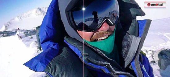Zobaczcie jak Łukasz Łagożny zdobywa Masyw Vinsona! (VIDEO, ZDJĘCIA)