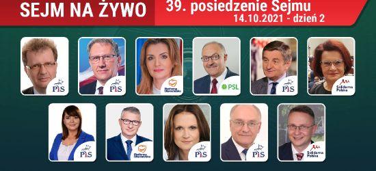 tvPolska.pl : Pierwsze czytanie projektu ustawy budżetowej na 2022 rok. Oglądaj NA ŻYWO! (VIDEO)