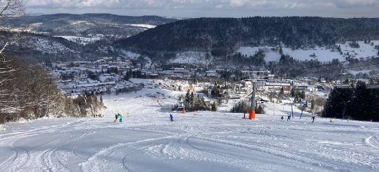 Stok narciarski w Ustrzykach Dolnych otwarty!  (ZDJĘCIA)