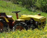POWIAT BRZOZOWSKI: Pijany traktorzysta wywrócił ciągnik