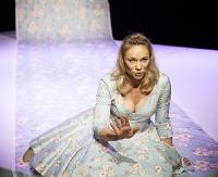 """SDK: """"Chodź ze mną do łóżka"""". Sonia Bohosiewicz w doskonałym monodramie (ZDJĘCIA)"""