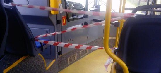 MKS SANOK: Wstrzymana sprzedaż biletów przez kierowców (FOTO)