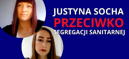 Justyna Socha: To SEGREGACJA i DYSKRYMINACJA dzieci! Materiały zewnętrzne (VIDEO)